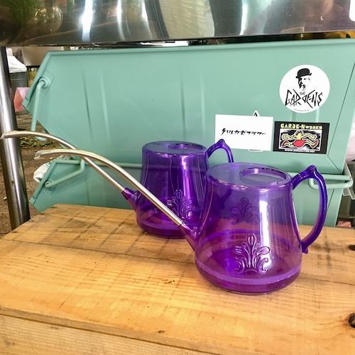 レトロな水差し  purple