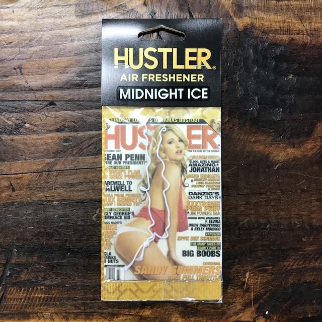HUSTLER・セクシーガールエアフレッシュナー・ミッドナイトアイス(ブラックアイス風)・2007-11