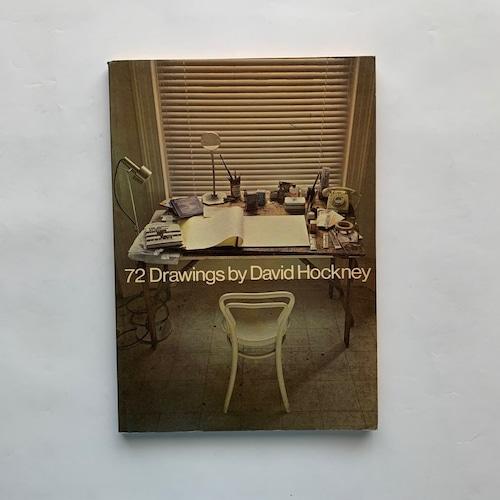 72 Drawings by David Hockney / デイヴィッド・ホックニー