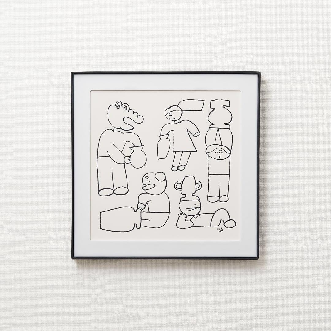 『つぼにはまってぬけられない人たち』by ニシワキタダシ