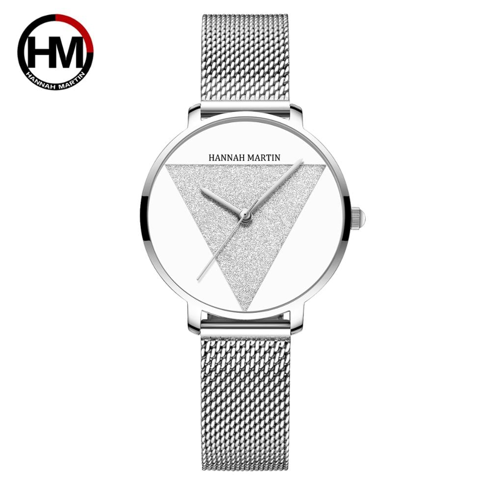 オリジナルデザインの女性用時計ファッションジャパンクォーツムーブメントステンレススチールローズゴールド防水腕時計relogiofeminino1332WY