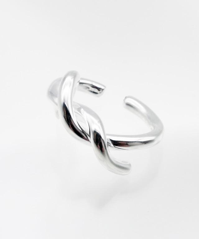 【blanc iris/ ブランイリス】Truth collection Sterling Silver Ear Cuff / イヤーカフ
