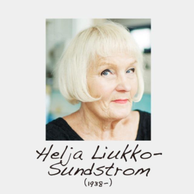 ARABIA アラビア Helja Liukko-Sundstrom ヘルヤ リウッコ スンドストロム お母さんカップ&ソーサー  1977年 北欧ヴィンテージ