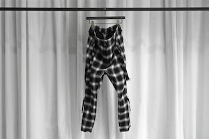 ASKYY / BONDAGE PANTS / CHK
