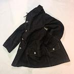 40's Sweden army field jacket black color