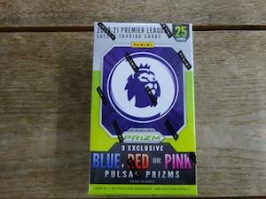 2020-21 PANINI PRIZM EPL SOCCER CEREAL BOX