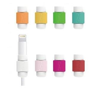予約 ケーブルカバー iPhoneケーブルカバー Lightningケーブルカバー 断線防止 スマートフォン スマホ シンプルタイプ 10個セット コネクタ保護キャップ ケーブルホルダー 10点セット ライトニングケーブル ケーブルプロテクター android USB Type-C h1035