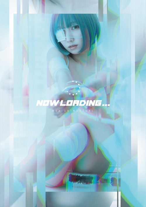 【PHOTO BOOK】霜月めあ/Now Loading…【ZRPB-0001】