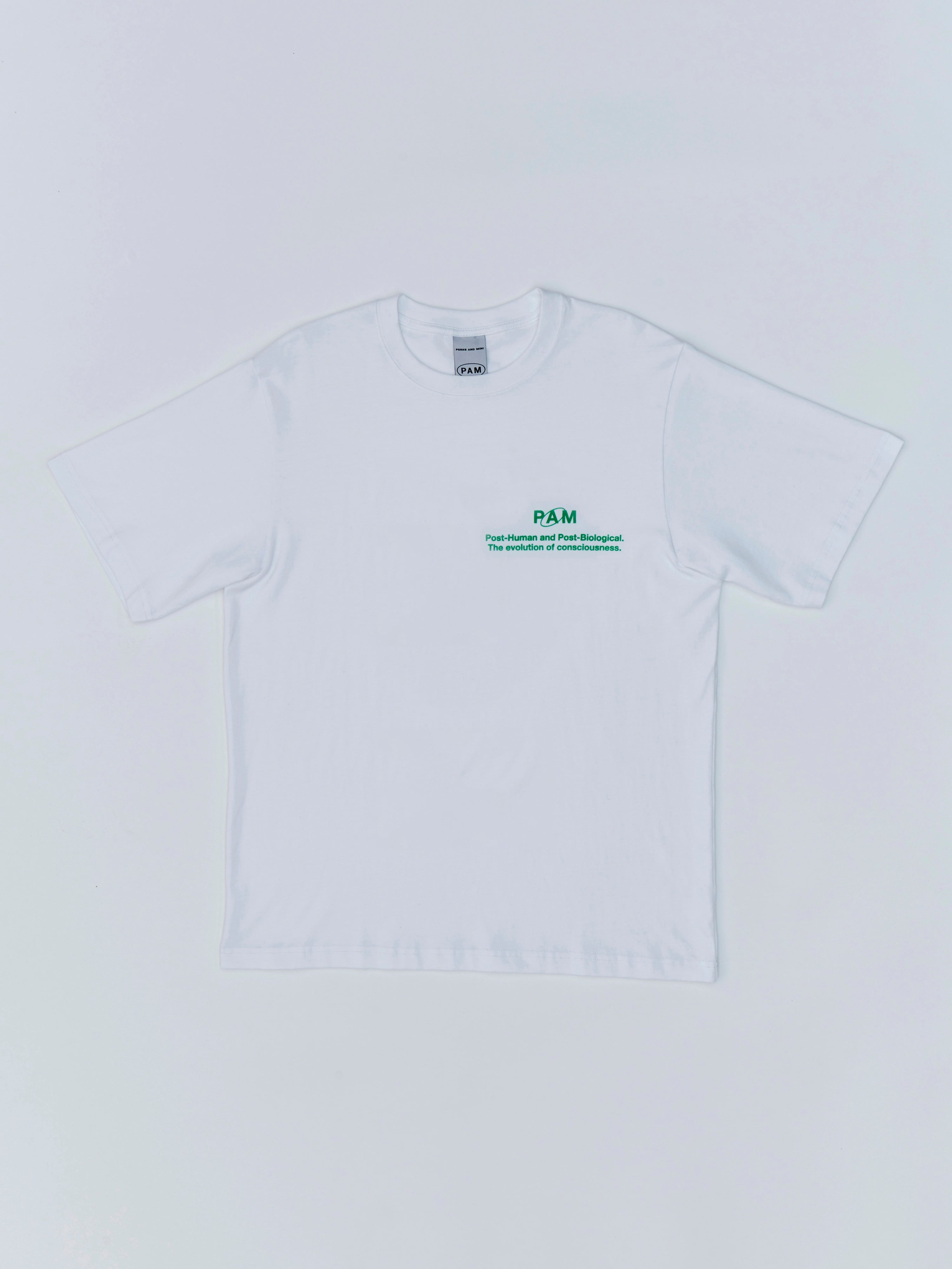 P.A.M. (Perks And Mini) / WORLD HEARTBEAT SS TEE