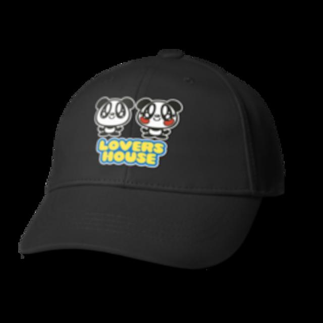 LOVERSHOUSE logo/スーパーラヴァーズキャップ