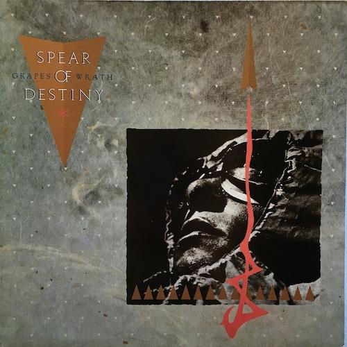 【LP・英盤】Spear Of Destiny / Grapes Of Wrath