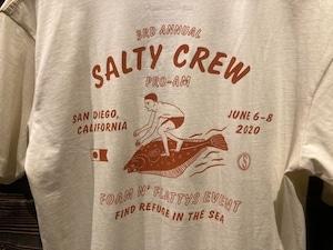 Salty Crew  FOAM N FLATTY 51-221  Ivory  Mサイズ