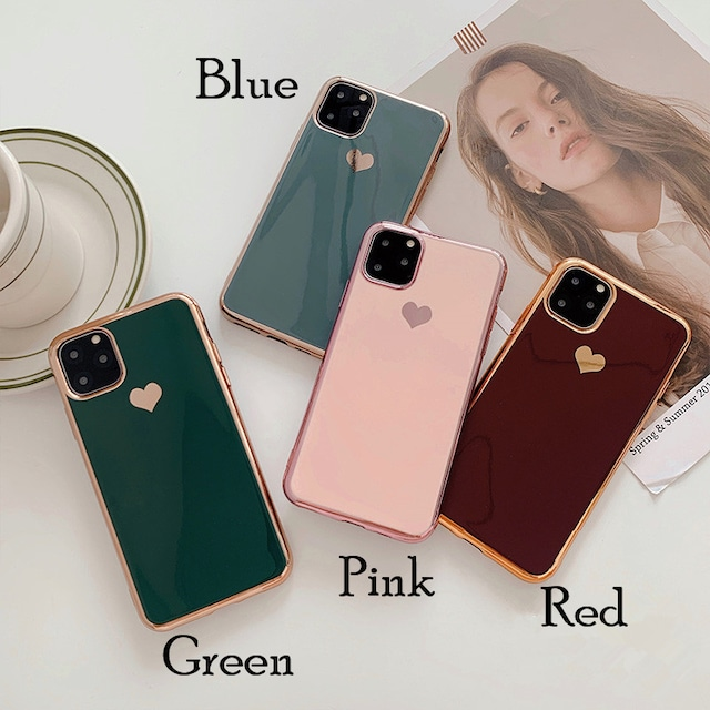 Plating love iphone case