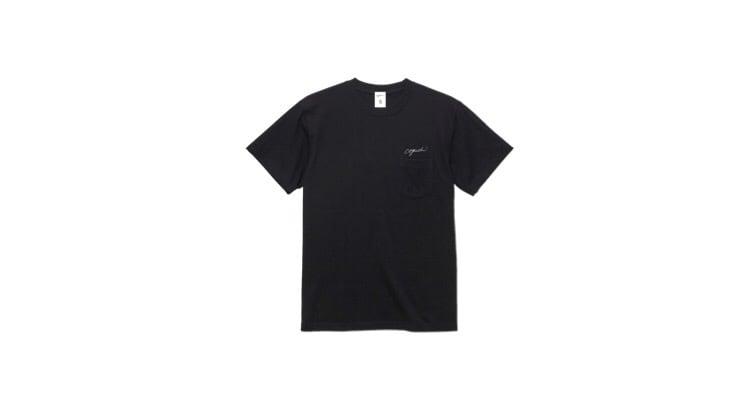 coguchi pocket T-shirts (BLK)