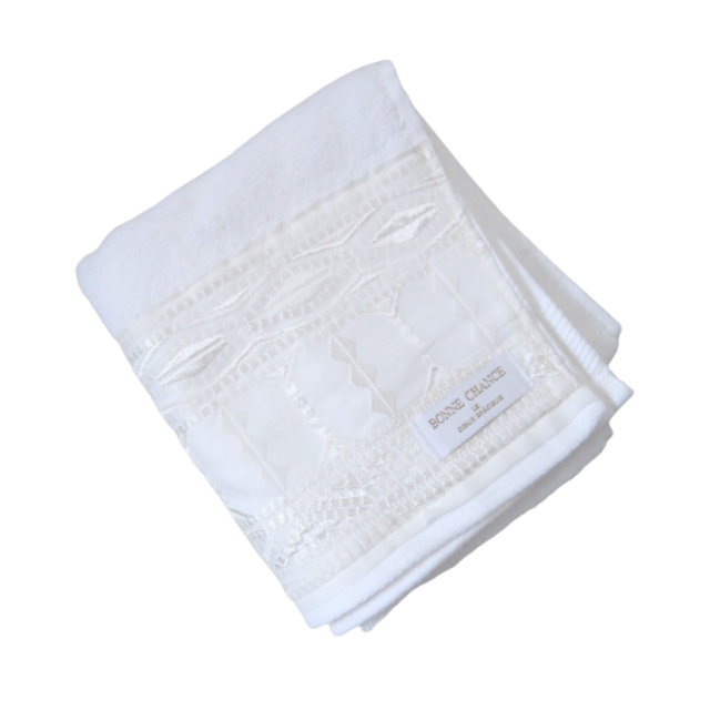 lathe towel / レースタオル