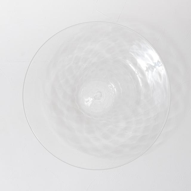 [幾田 晴子]白瓷 四稜花長皿
