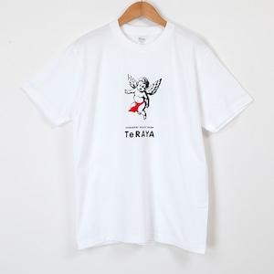 TeRAYAマイケルTシャツ(エンジェルホワイト)