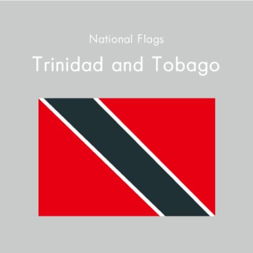 国旗ステッカー トリニダード トバゴ