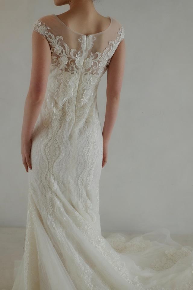 Wedding Dress/rental/Mermaid/DR6016(旧品番DR2016)