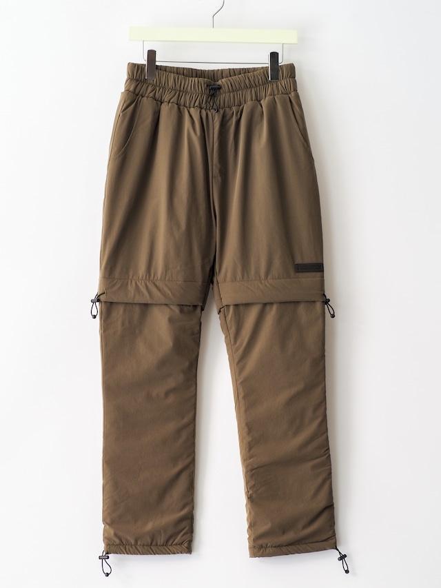 【SUPERTHANKS】INNER COTTON PANTS