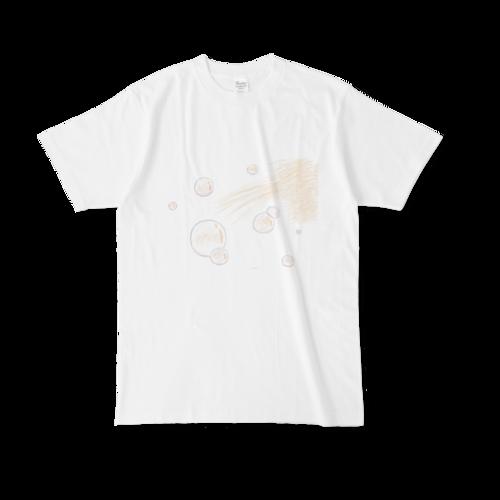 【税込・送料無料】日下部莉音デザインTシャツ「ぽわぽわ〜」