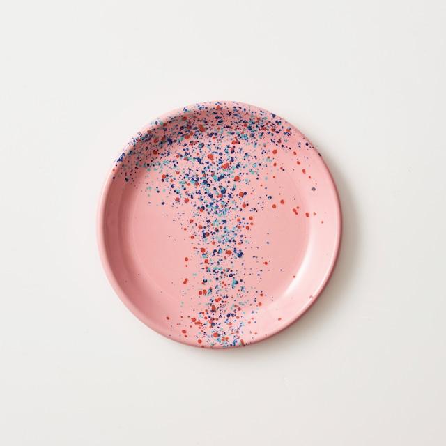 KAPKA - Flow Fest - Dessert Plate - Pink