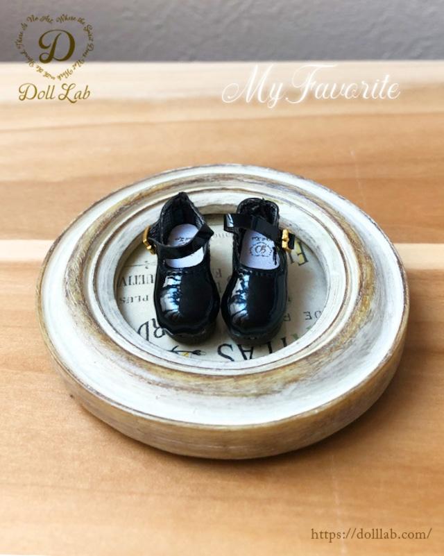 エナメルおでこ靴 ドール シューズ ブライス D2006-BRK-30
