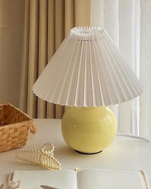 bellows lamp