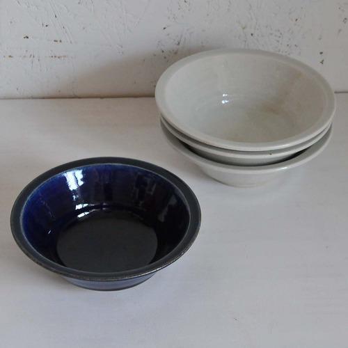 臼田けい子 5寸段鉢(KU-57,58)