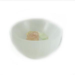 Ariana Ost Small Polished Selenite Charging Crystal Bowl セレナイトクリスタルボウル