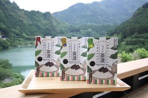 生茶漬け【梅と鮭】