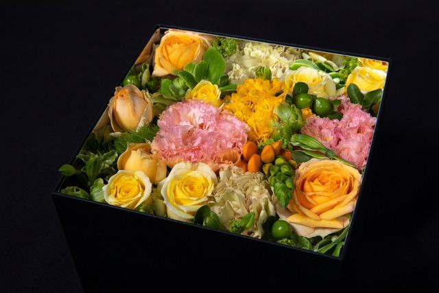 Fresh Flower Box 【Size M】全6色
