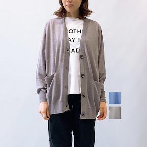 DOUBLE STANDARD CLOTHING(ダブルスタンダードクロージング) Sov. / ニットカーディガン 2021秋冬物新作 [送料無料]