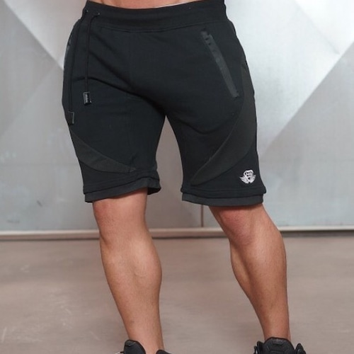 BODY ENGINERS YUREI Shorts – Black