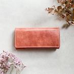 レッドグレイッシュの長財布