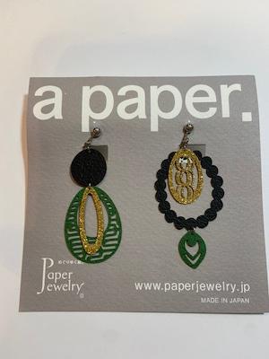 【Paper Jewely】マザー/イヤリング