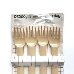SARVIS  / Pitopöytä(easy day)Fork Set