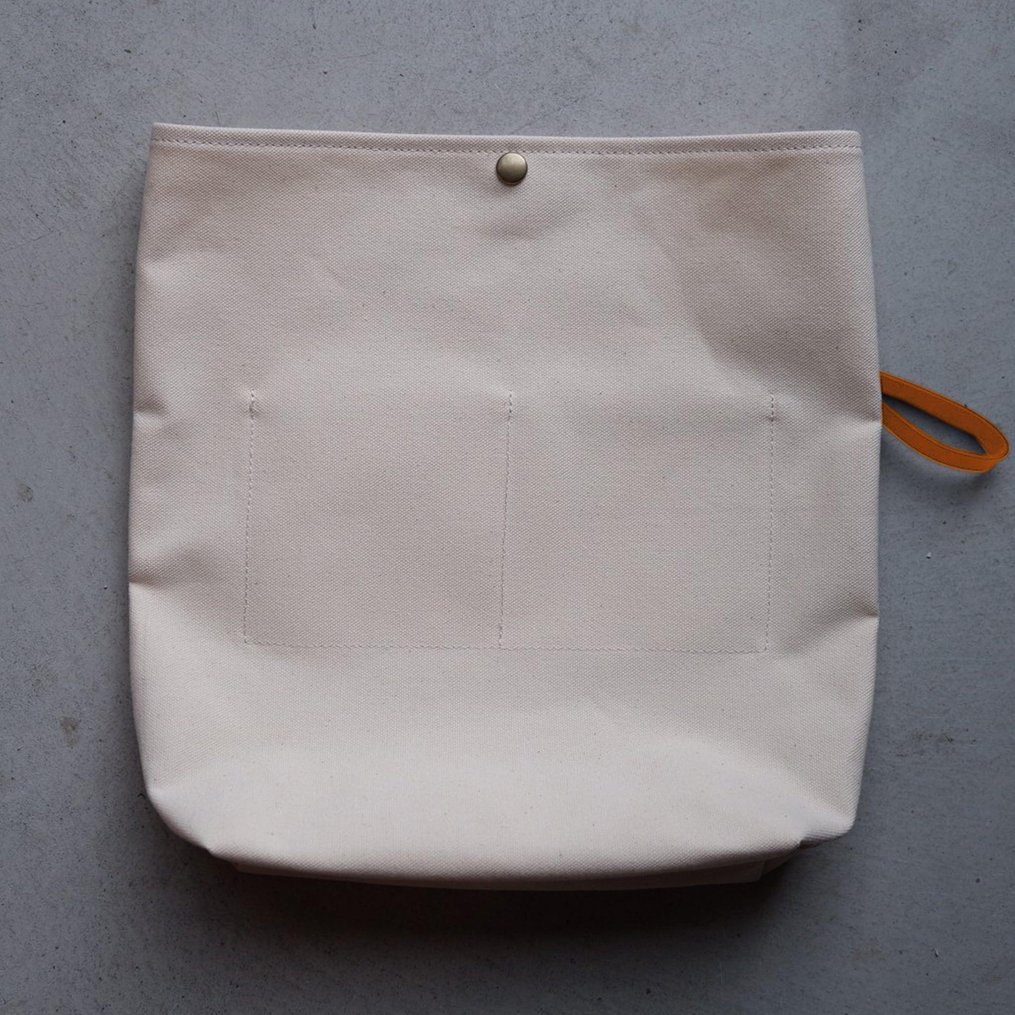QUATTRO VINI用インナーバッグ 〈 White 〉