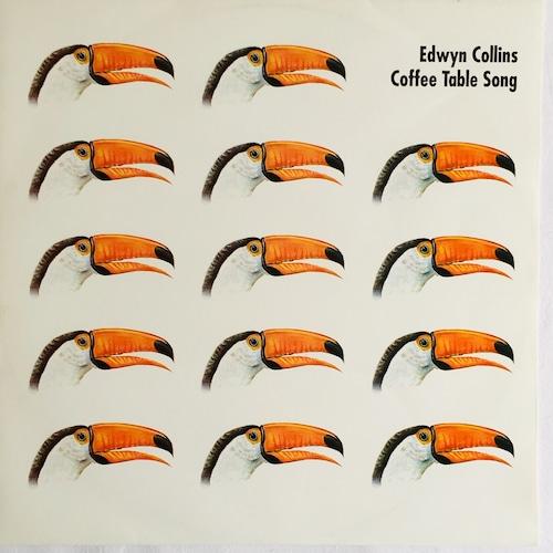 【12inch・英盤】Edwyn Collins / Coffee Table Song