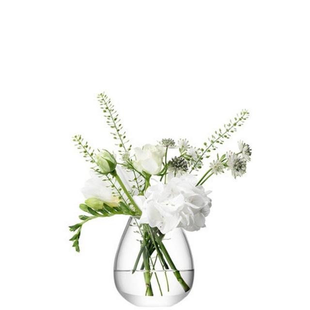 FLOWER MINI TABLE VASE[LSA]