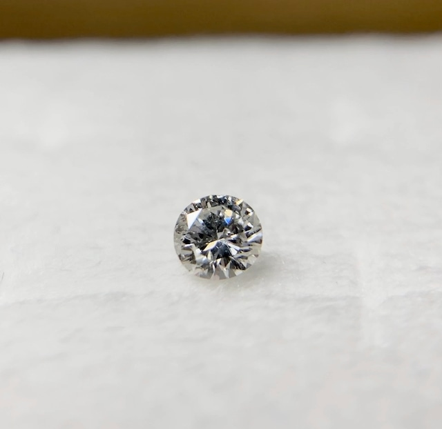 ダイヤモンド 0.211ct 簡易ソーティング付き No:19W-4017