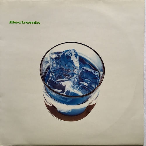 【12inch・英盤】Electronic / Getting Away With It… Electromix