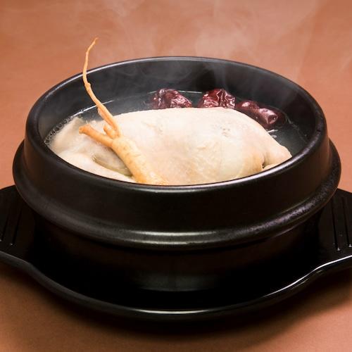 【冷凍】極上参鶏湯