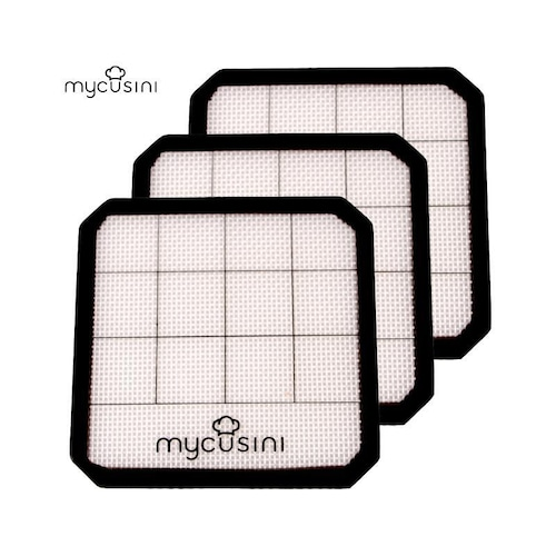 mycusini® シリコンマット 3枚入