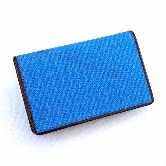 【名刺入れ】blue01