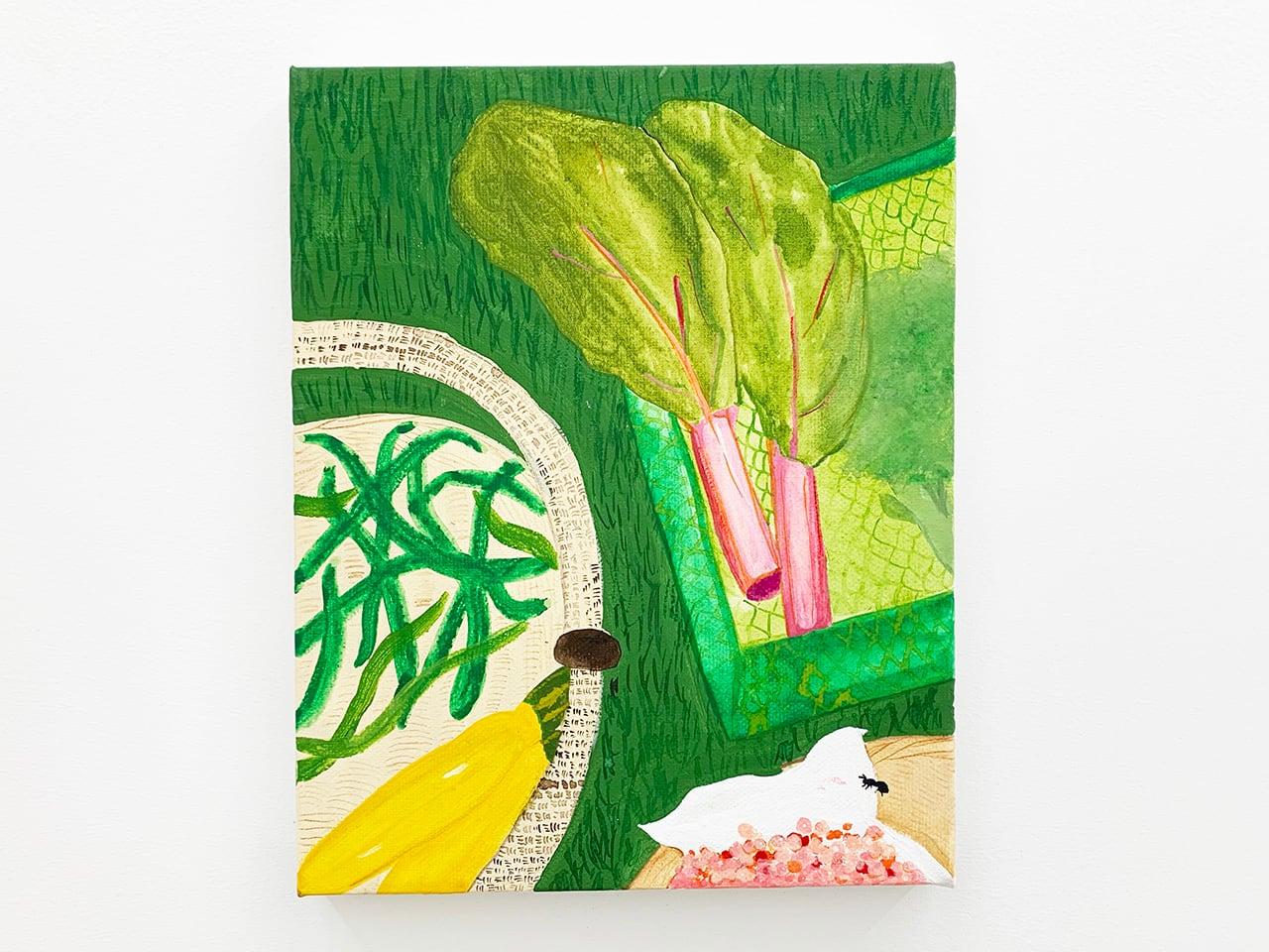 Today's Harvest / Johanna Tagada Hoffbeck