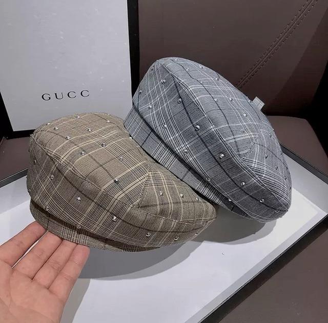 bijou béret hat 2color
