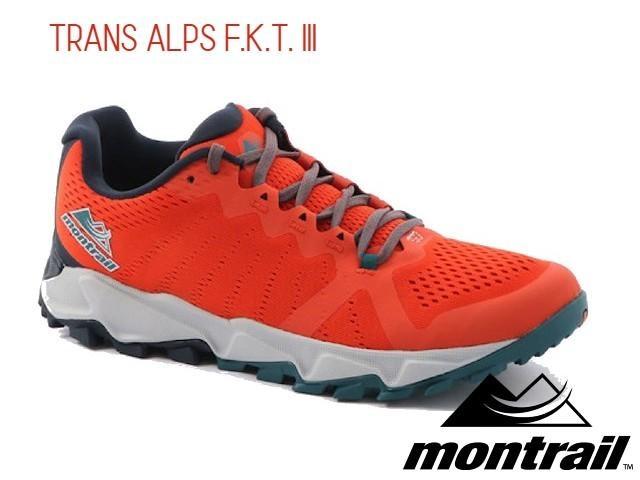 【montrail】 TRANS ALPS F.K.T. 3(Autumn Orange)