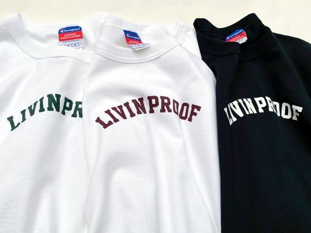 PROOF Logo T-shirts 20