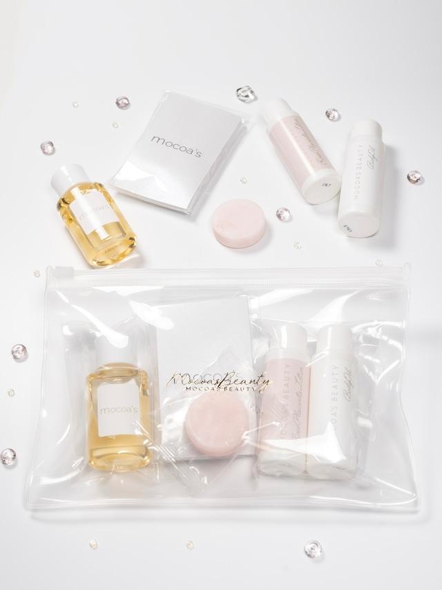 mocoa's beauty♡miniセット ¥4,200+tax